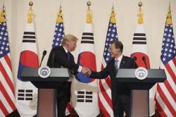 """트럼프, DMZ서 뭘 봤길래···""""한국에서 엄청난 것 목격"""""""
