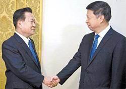 """시진핑 특사 쑹타오 평양 도착 … 트럼프 """"큰 움직임"""""""