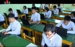 [북한TV속의 삶 이야기] 대학입시에서 원격시험체계 도입 추진
