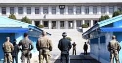 남쪽 지역에 북한군 총탄 여러발 발견…북한군 위반행위 지켜만 봤나