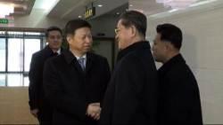 """中특사 만났나 안만났나…""""불발시 김정은이 시진핑 뺨 때린 격"""" 분석도"""