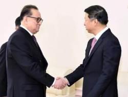 북서 3일 보낸 '시진핑 특사' 쑹타오…면담 뜸 들이는 김정은