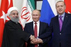 <!HS>푸틴<!HE>이 움직였다…7년 시리아 내전 종전협상 급물살