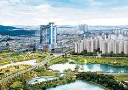 [분양 포커스] 호수공원 앞 역세권 생활형숙박시설