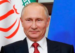 <!HS>푸틴<!HE>이 움직였다 … 7년 시리아 내전 종전협상 급물살