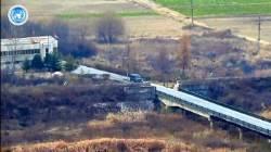 북한, 탈출로였던 '72시간 다리'에 통문 설치 완료