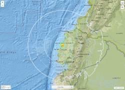 """에콰도르서 규모 6.0 <!HS>지진<!HE>…""""일부도시 정전 외에 인명피해 없어"""""""