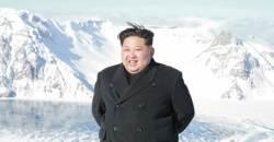 """<!HS>김정은<!HE> 백두산 시찰 """"삼지연군 제일 잘 살도록...잡도리 해야"""""""