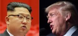 """<!HS>트럼프<!HE>, """"대북 제재 통할지 모르지만 한 번 해 보자"""""""