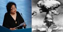 """""""불 속에서…"""" 히로시마 원폭생존자가 밝힌 핵 폭발 순간"""