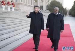시진핑이 인구 90만 소국에 고개를 숙였다. 왜?