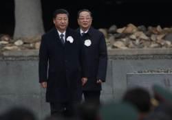 """13일은 中 슬픈 날···""""난징대학살날 방중 잡은 건 한국"""""""