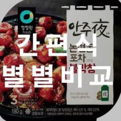 [간편식 별별비교]집에서도 포장마차 맛 '막창' 만들려면