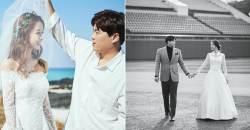 5일 결혼하는 <!HS>류현진<!HE>ㆍ배지현, 신년 인사…공개한 웨딩 사진 보니