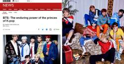 BBC's Analysis on How BTS Differs from the One Hit Wonder PSY and is Set to Endure the Harsh U.S. Market
