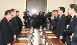 남북 합의로 '일단' 70일간 한반도 평화 분위기 조성 성공