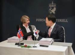 국산 자주포 K9, 노르웨이 수출…지상무기 베스트셀러