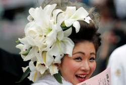 [<!HS>서소문사진관<!HE>]성년식을 위해 1년을 준비하는 일본 여성들
