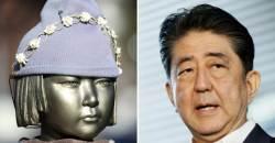 """아베 작심발언 """"일본은 합의지켰다, 위안부 추가조치 절대 안돼"""""""