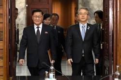 [<!HS>서소문사진관<!HE>]북한 현송월의 모란봉 악단 평창 올까?