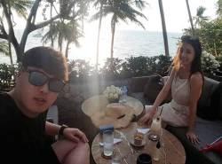 "<!HS>류현진<!HE>·배지현, 달달한 신혼여행 사진 공개 ""이제 일상으로"""