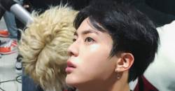 What Is This Fluffy Creature Beside BTS' JIN?