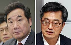 이낙연·김동연 돌출 발언 … 암호화폐 혼란 키우는 정부