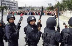 """블룸버그, """"중국 정부, 신장 위구르에 얼굴 인식 감시망 시험 중"""""""