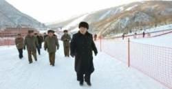 김정은 치적 마식령서 공동훈련, 북 체제 선전 이용될 우려