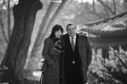 [권혁재 사진전문기자의 뒷담화] '한국의 사위' 슈뢰더와 김소연, 그들의 마이웨이