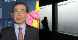 """50억 세금낭비 논란 박원순 """"미세먼지 주원인 중국…그렇다고 아무것도 안 할 순 없다"""""""