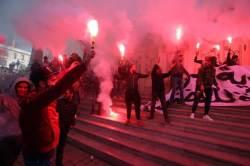 """튀니지 이번엔 '바구니 <!HS>혁명<!HE>' … """"빵 채워달라"""" 유혈 시위"""