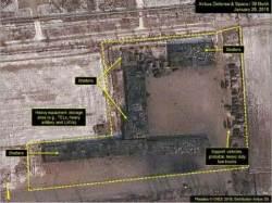 북한, 8일 열병식에서 장거리 탄도미사일 공개 가능성