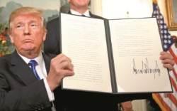 """트럼프, """"미국, 더 강력한 핵무기 가져야"""""""