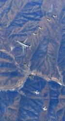 美 B-1B, 한국 영공서 스텔스 전투기와 첫 훈련