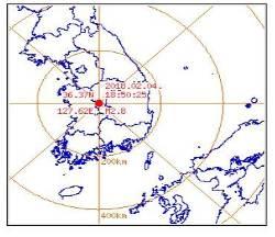 충북 옥천 규모 2.8 <!HS>지진<!HE>…대전 119에도 문의 빗발