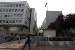 """독일 정보기관, """"북한, 베를린대사관 통해 <!HS>핵무기<!HE> 기술 조달했다"""""""