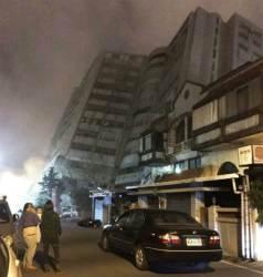 """대만 규모 6.4 <!HS>지진<!HE>…""""접수된 우리 국민 피해 없어"""""""