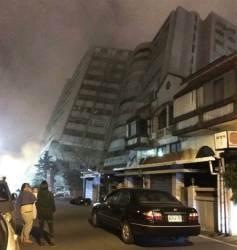 """""""대만 화롄 <!HS>지진<!HE>으로 최소 2명 사망ㆍ144명 부상"""""""