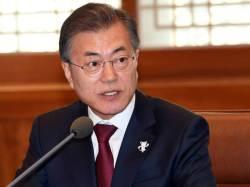 <!HS>문재인<!HE> 대통령, 김영남·김여정 등 北고위급 대표단 10일 접견