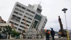 """[대만 <!HS>지진<!HE>] """"인력 충분""""…중국 구조 제안 거부한 대만, 일본 구조대는 다음날 받아"""