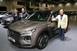 날렵하면서 웅장…현대차 '신개념 SUV' 신형 싼타페 출시