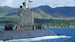 캐나다 잠수함까지 한반도 왔다··· 대북 감시 수행 중