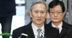 """'軍 수사 은폐 의혹' 재구속 갈림길 선 김관진…""""소임 다했을 뿐"""""""