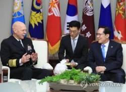"""송영무, """"전략무기 전개 불필요""""에 얽힌 세가지 해석"""