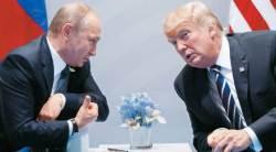 트럼프, 2013년 <!HS>푸틴<!HE>에 개인 서한… '미스 유니버스 초청'