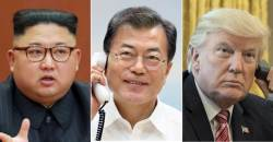 <!HS>문재인<!HE>·트럼프, 김정은까지…노벨평화상 후보 오를 수 있다?