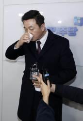"""정봉주, 복당 심사 신청…""""<!HS>성추행<!HE> 의혹, 복당과 무관"""""""
