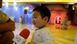 평창올림픽 당시 프랑스 방송에 소개된 한국 남자아이