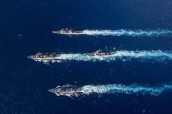 [단독]북한, 미ㆍ일 훈련의 항모 전개 쏙 빼고 축소 보도
